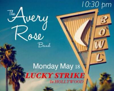 Lucky Strike – Hollywood